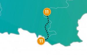 etappe 11 - Scheidingsplanner Almelo | Deventer | Nijverdal