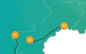 etappe 12 - Scheidingsplanner Almelo | Deventer | Nijverdal