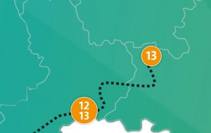 etappe 13 - Scheidingsplanner Almelo | Deventer | Nijverdal