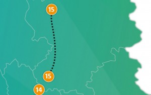 etappe 15 - Scheidingsplanner Almelo | Deventer | Nijverdal