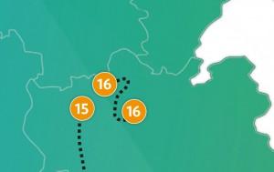 etappe 16 - Scheidingsplanner Almelo | Deventer | Nijverdal
