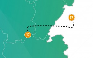 etappe 17 - Scheidingsplanner Almelo | Deventer | Nijverdal