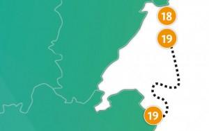 etappe 19 - Scheidingsplanner Almelo | Deventer | Nijverdal