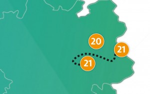 etappe 21 - - Scheidingsplanner Almelo | Deventer | Nijverdal