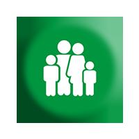 scheiden op latere leeftijd - behoud familiebanden