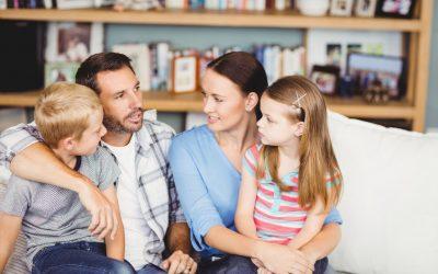 Hoe vertelt u uw kinderen dat u gaat scheiden?