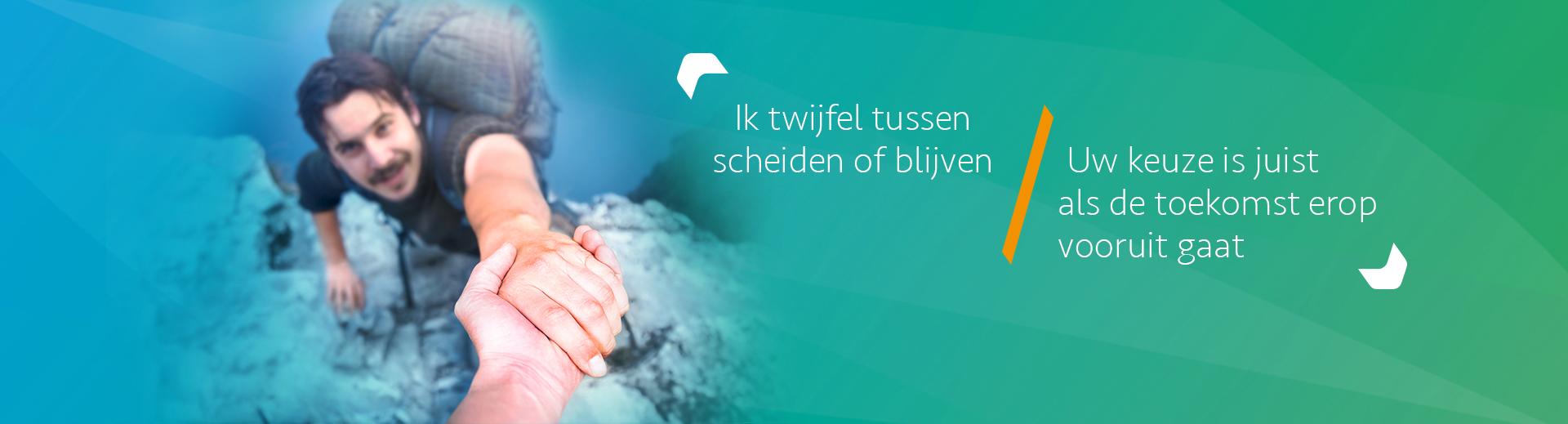 Scheiden of blijven met test - Scheidingsplanner Almelo - Deventer - Nijverdal