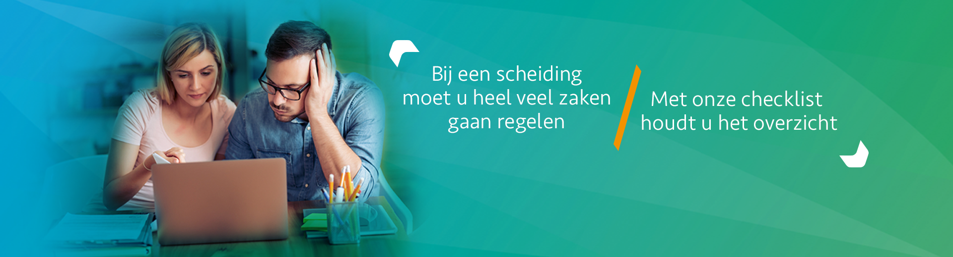 Checklist scheiden - Scheidingsplanner Almelo - Deventer - Nijverdal