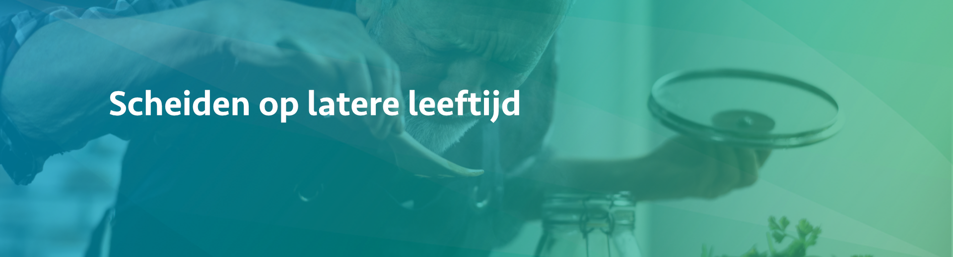 scheiden op latere leeftijd - Scheidingsplanner Almelo - Deventer - Nijverdal